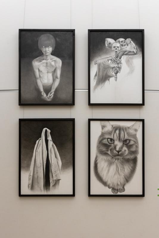 東京の5美術大学による制作展_a0261169_23194639.jpg