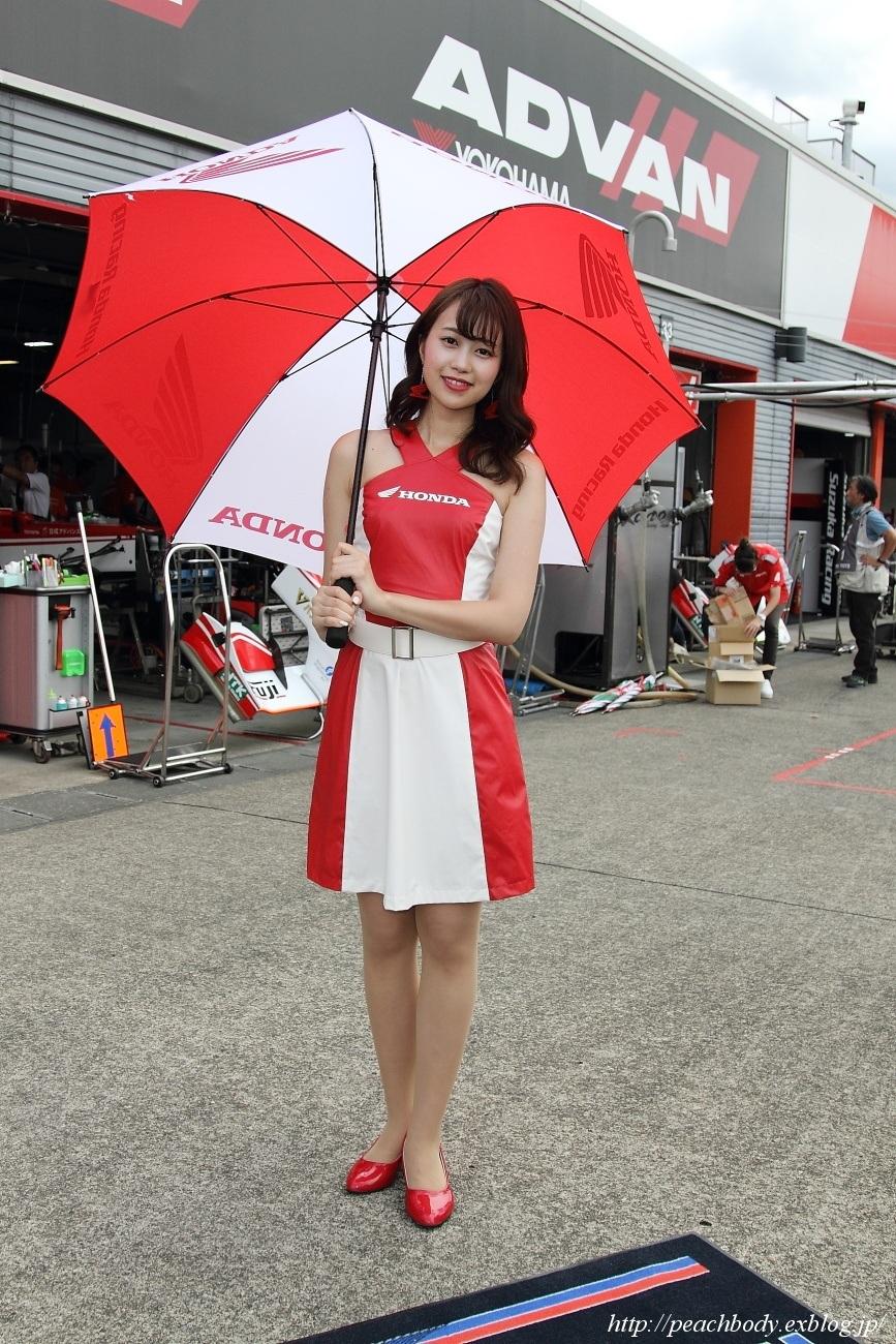 荒町紗耶香 さん & 椎名結加 さん(Hondaライダーズフレンド)_c0215885_00362815.jpg