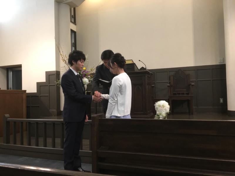 次女の婚約式💐⛪️_c0195496_14125417.jpg