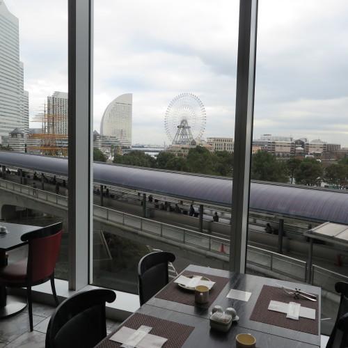 ニューオータニイン横浜プレミアムの朝食_c0075701_20332425.jpg