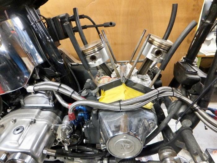 エボ エンジン 組立!_c0226202_20213543.jpeg