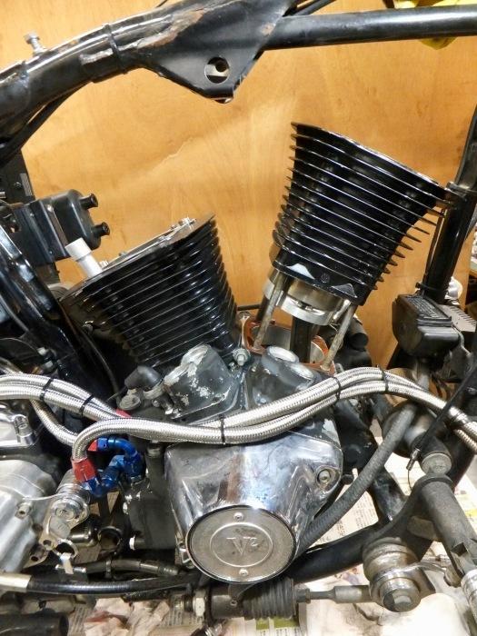 エボ エンジン 組立!_c0226202_20214139.jpeg