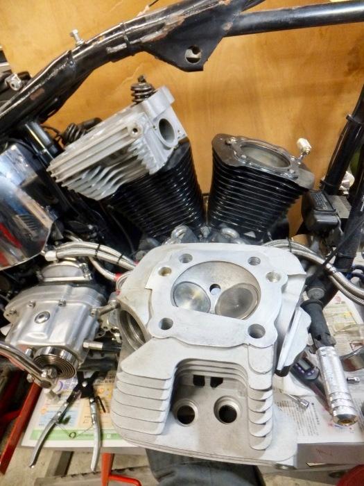 エボ エンジン 組立!_c0226202_20214500.jpeg