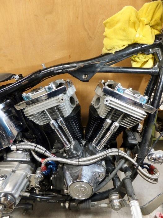 エボ エンジン 組立!_c0226202_20215192.jpeg