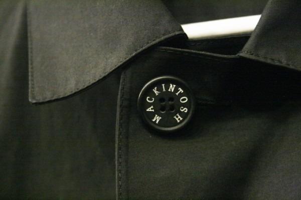 差し入れ。入荷メンズコート。マッキントッシュ、ゴム引き、アーペーセー_f0180307_22112464.jpg