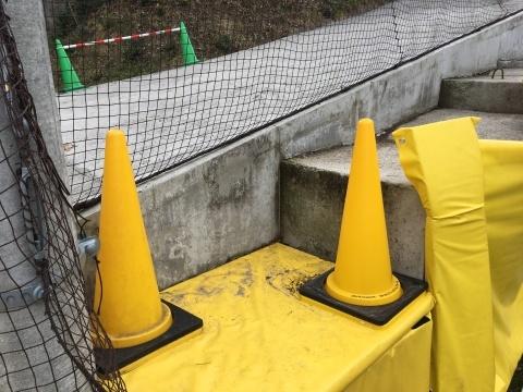 UNO 2/21(木)コートメンテナンス at UNOフットボールファーム_a0059812_17222391.jpg