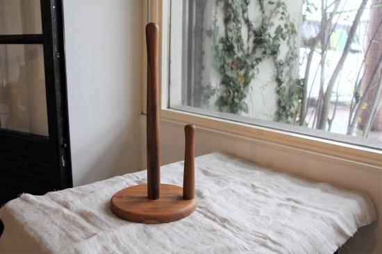 wood キッチンペーパーホルダー_b0165512_18415705.jpg