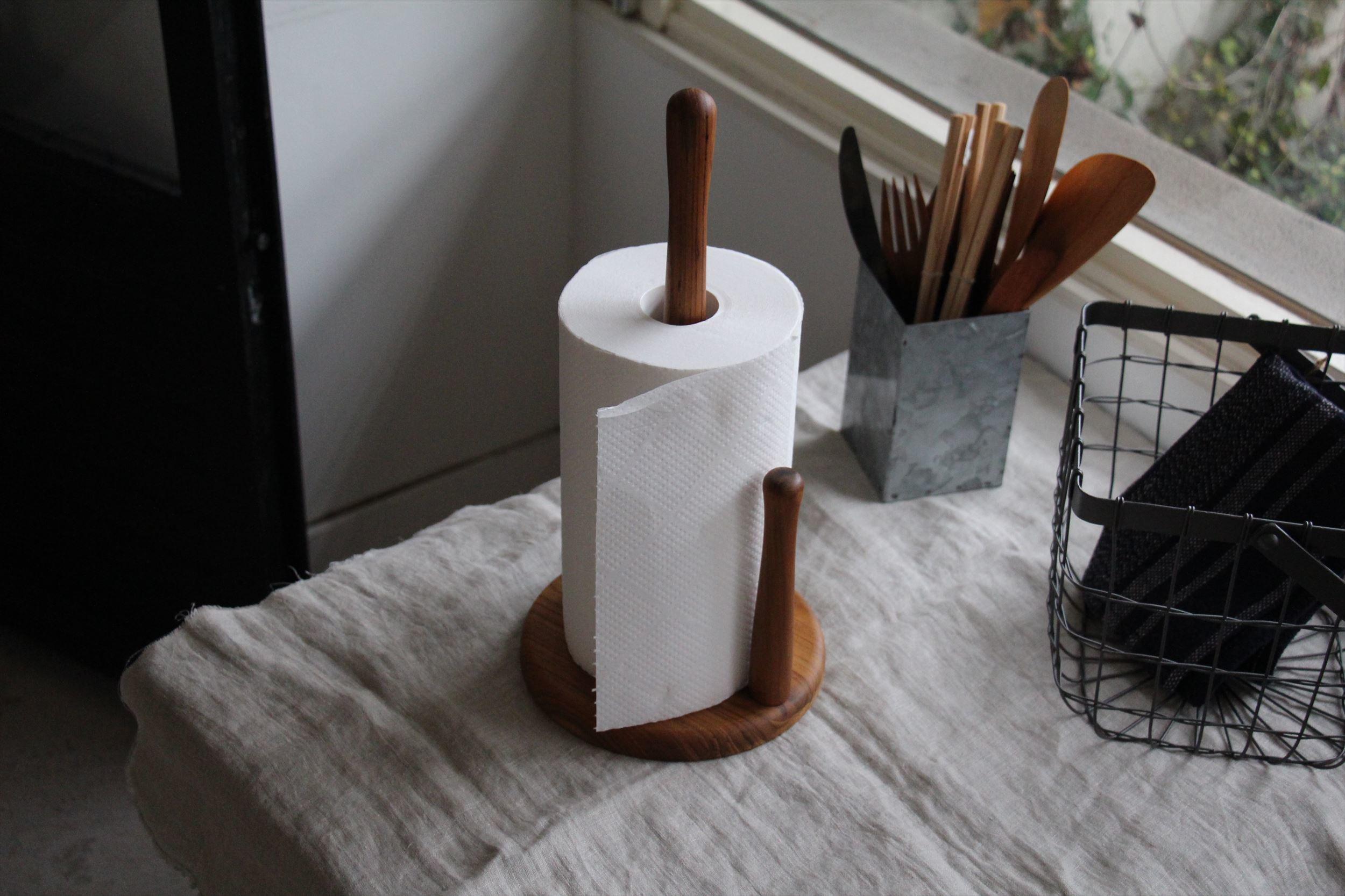 wood キッチンペーパーホルダー_b0165512_18421029.jpg