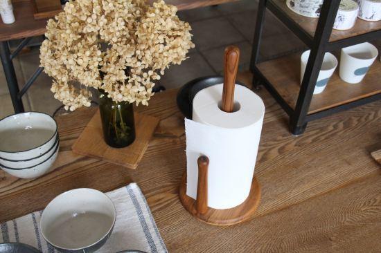 wood キッチンペーパーホルダー_b0165512_18421446.jpg