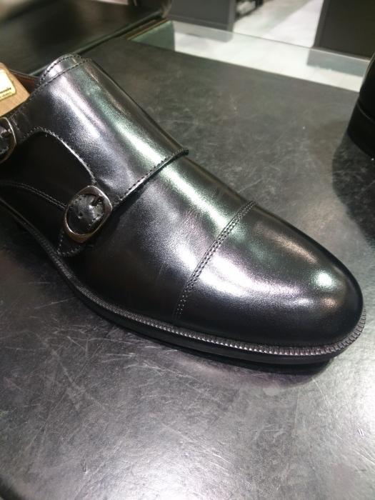 マイ靴磨き_b0226322_16295505.jpg