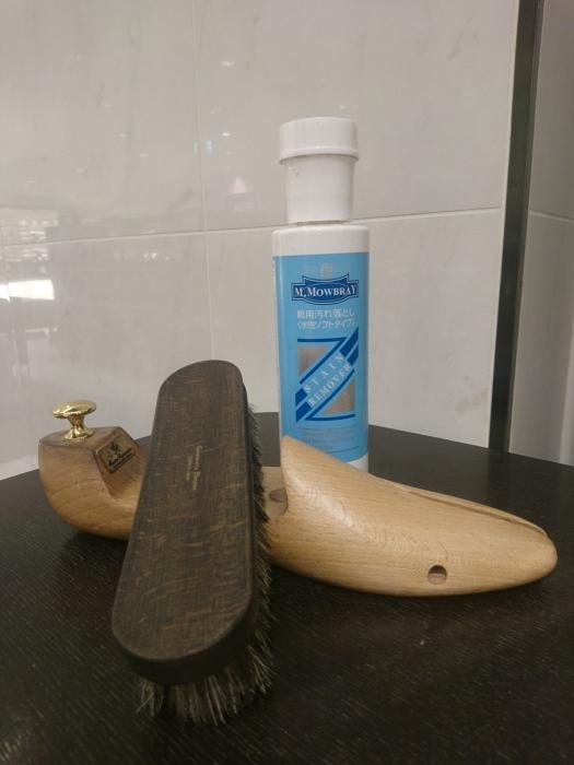 マイ靴磨き_b0226322_18085320.jpg