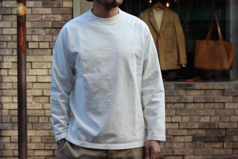 """「Jackman」 安心感のある\""""Dotsume LS Shirt\"""" ご紹介_f0191324_07405338.jpg"""
