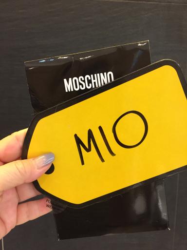 モスキーノのファッションショー_c0223630_14531981.jpg