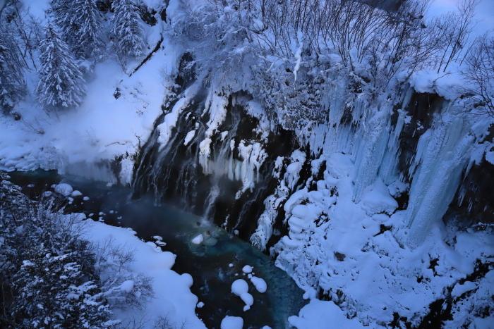 【白ひげの滝】北海道旅行 - 4 -_f0348831_20515172.jpg