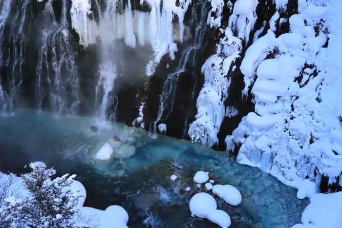 【白ひげの滝】北海道旅行 - 4 -_f0348831_20515210.jpg