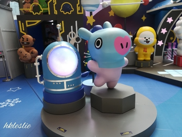 BT21 MEETS The ONE 冬日夢幻漫遊宇宙@The ONE_b0248150_13494398.jpg