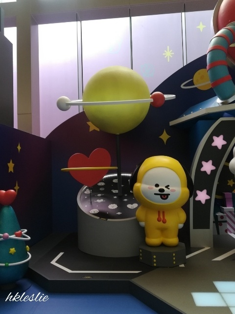 BT21 MEETS The ONE 冬日夢幻漫遊宇宙@The ONE_b0248150_13532760.jpg