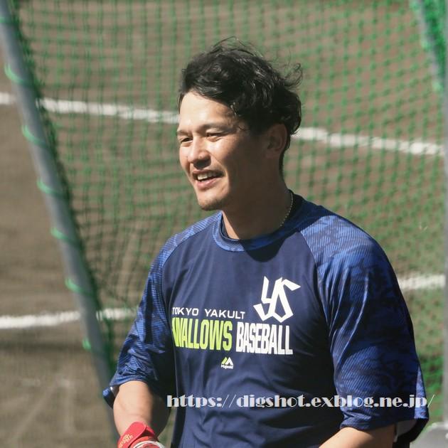 坂口智隆選手2019沖縄キャンプその2(動画2)_e0222575_1626440.jpg