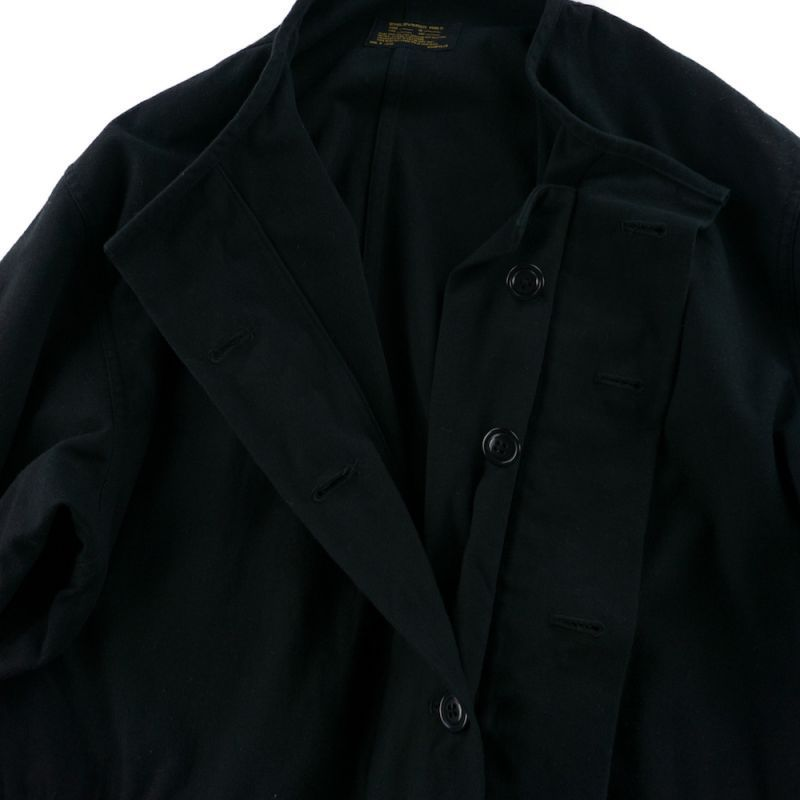 62\' US ARMY VESICANT GAS PROTECTIVE COAT_d0160378_19231331.jpg