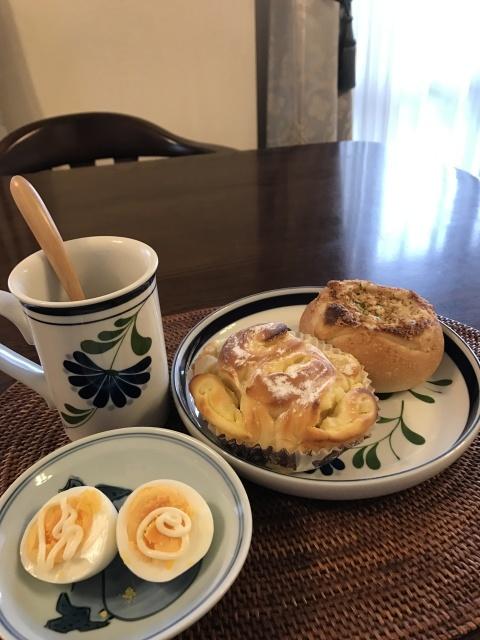 ジムの帰りにポンパドールで買ったパン_a0180279_14305922.jpg