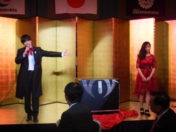 ◆2019とある新年会 ~アートホテル大阪ベイタワー~_f0238779_20102952.jpg