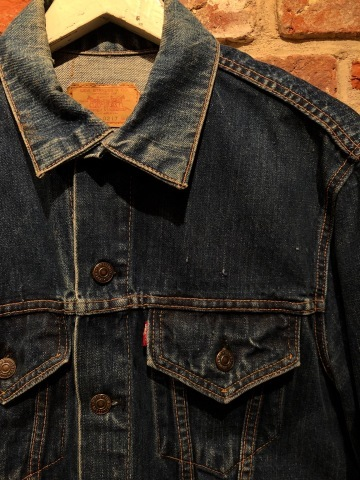 """Late 1960s \"""" KING KOLE \"""" 100% cotton Vintage HEAVY-FLANNEL SHIRTS ※ OLD コンチョ 新入荷 致します!_d0172088_17471171.jpg"""