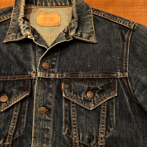 """Late 1960s \"""" KING KOLE \"""" 100% cotton Vintage HEAVY-FLANNEL SHIRTS ※ OLD コンチョ 新入荷 致します!_d0172088_20070258.jpg"""