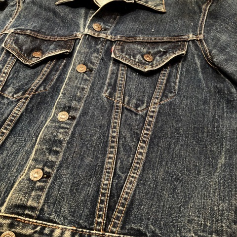 """Late 1960s \"""" KING KOLE \"""" 100% cotton Vintage HEAVY-FLANNEL SHIRTS ※ OLD コンチョ 新入荷 致します!_d0172088_20174535.jpg"""