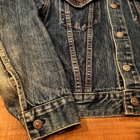 """Late 1960s \"""" KING KOLE \"""" 100% cotton Vintage HEAVY-FLANNEL SHIRTS ※ OLD コンチョ 新入荷 致します!_d0172088_20191383.jpg"""