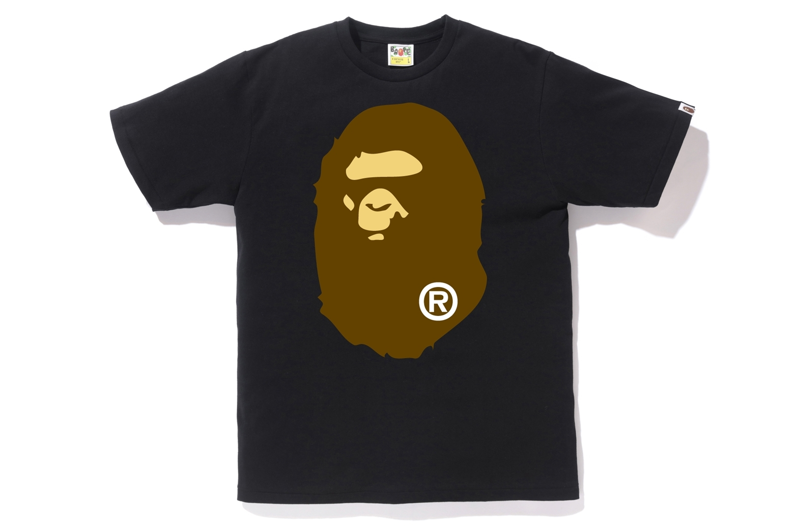 BIG APE HEAD TEE_a0174495_13081015.jpg