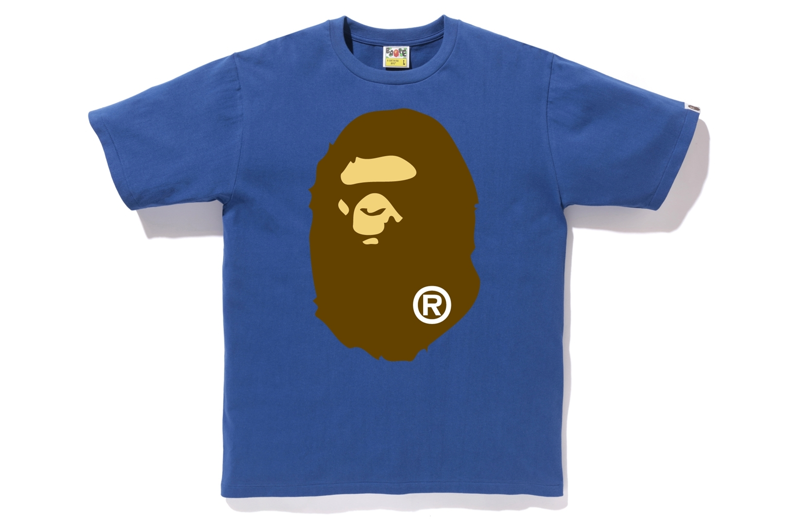BIG APE HEAD TEE_a0174495_13083208.jpg
