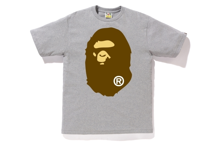 BIG APE HEAD TEE_a0174495_13090979.jpg