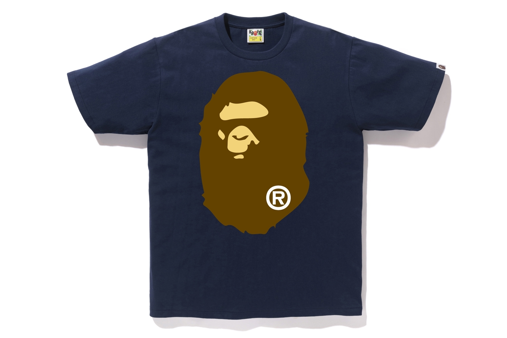 BIG APE HEAD TEE_a0174495_13101070.jpg