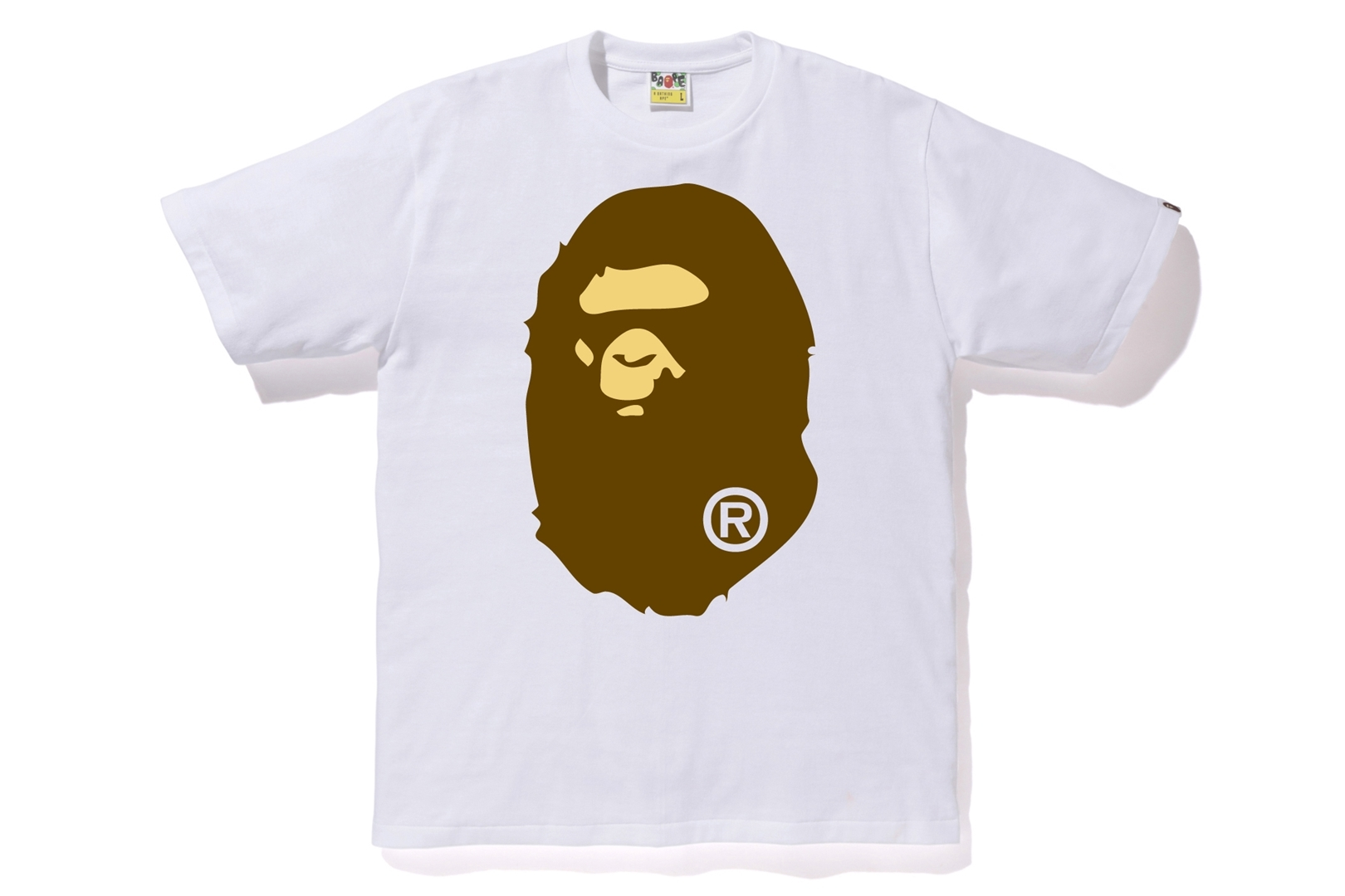 BIG APE HEAD TEE_a0174495_13110750.jpg