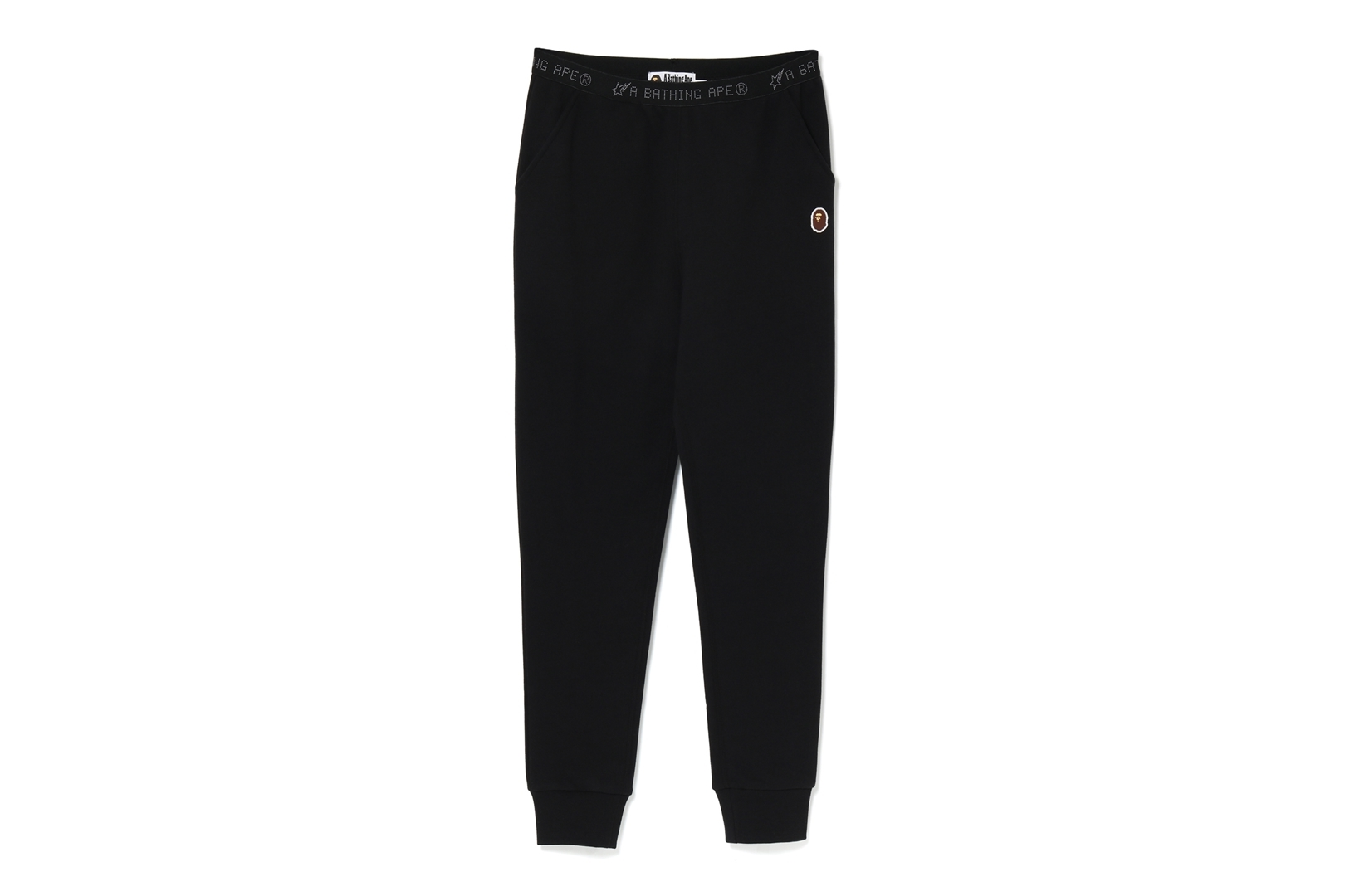 APE HEAD ONEPOINT SLIM SWEAT PANTS_a0174495_15123306.jpg