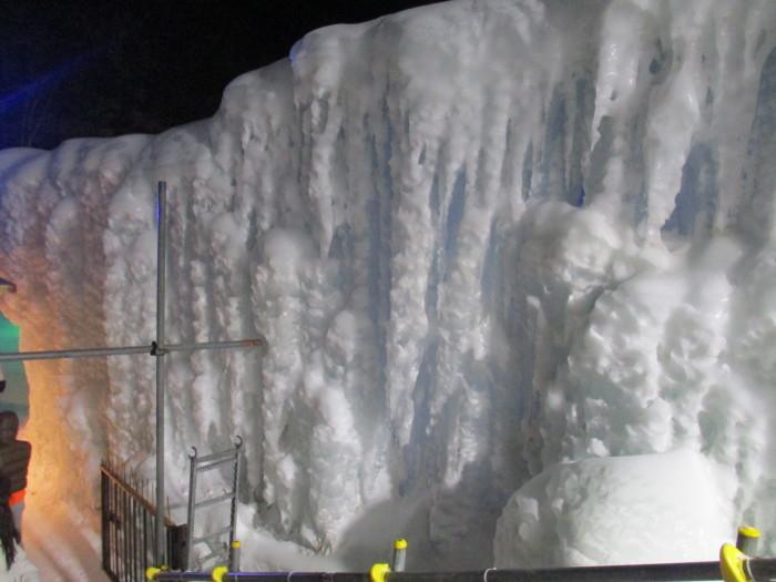 2月23日(土)・・・層雲峡の氷瀑祭り_f0202703_23412699.jpg