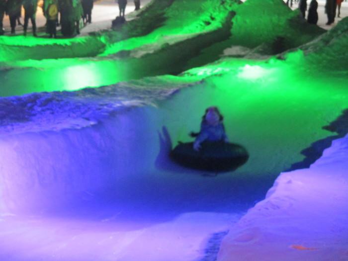 2月23日(土)・・・層雲峡の氷瀑祭り_f0202703_23480472.jpg