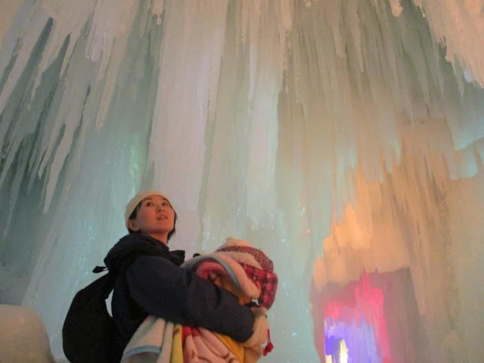 2月23日(土)・・・層雲峡の氷瀑祭り_f0202703_23511029.jpg