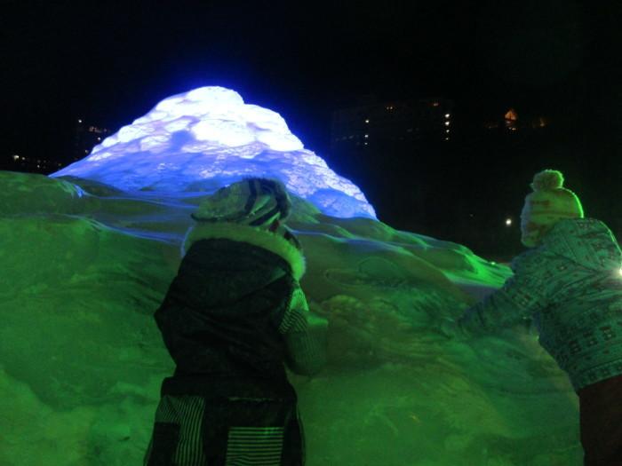 2月23日(土)・・・層雲峡の氷瀑祭り_f0202703_23520798.jpg