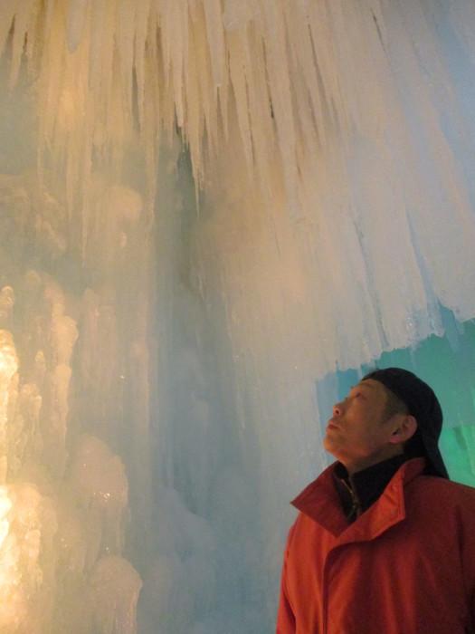 2月23日(土)・・・層雲峡の氷瀑祭り_f0202703_23530012.jpg
