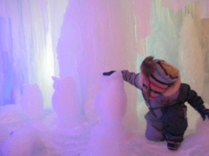 2月23日(土)・・・層雲峡の氷瀑祭り_f0202703_23532646.jpg