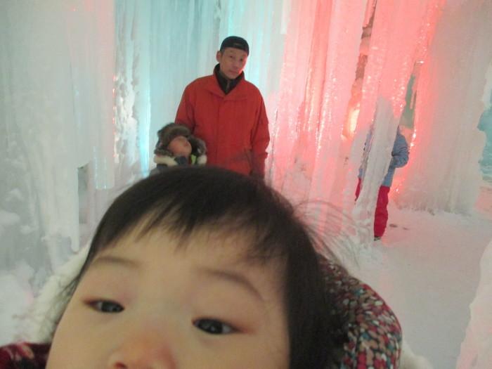 2月23日(土)・・・層雲峡の氷瀑祭り_f0202703_23552508.jpg
