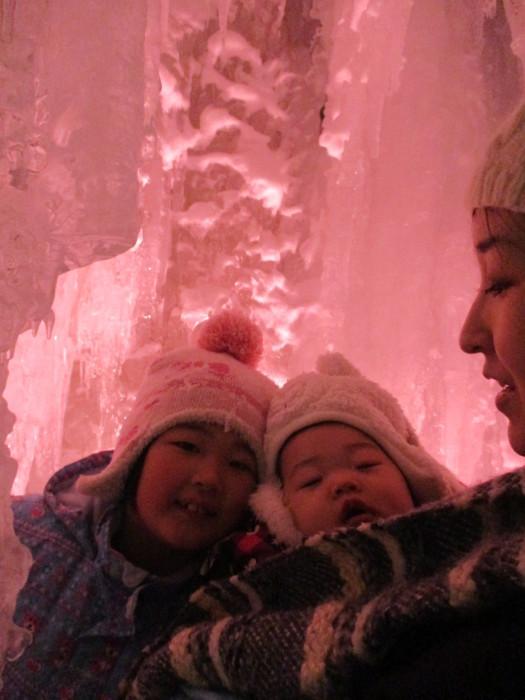 2月23日(土)・・・層雲峡の氷瀑祭り_f0202703_23565447.jpg