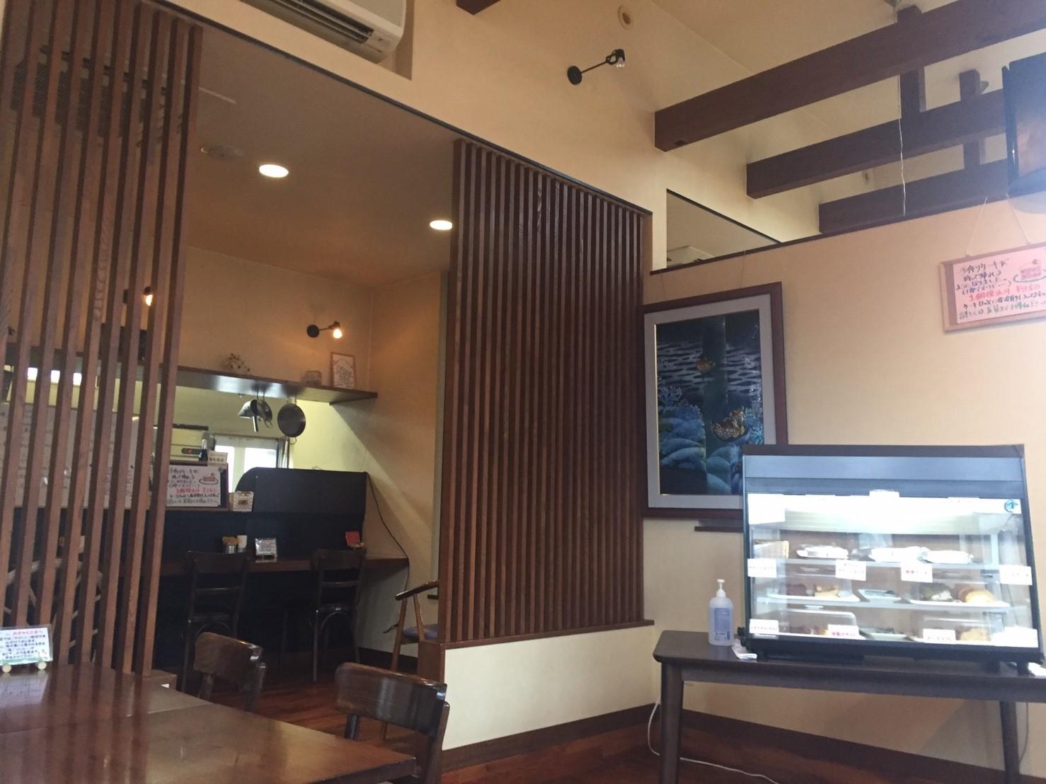 洋風食堂 kozy\'s kitchen ランチ_e0115904_21031604.jpg