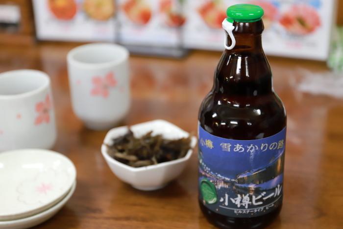 小樽観光「市場食堂 味処たけだ」 北海道旅行 - 6 -_f0348831_22591010.jpg