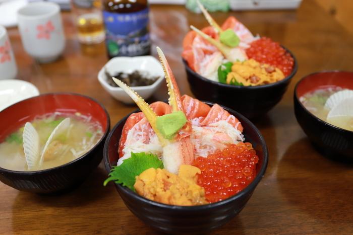 小樽観光「市場食堂 味処たけだ」 北海道旅行 - 6 -_f0348831_22591139.jpg