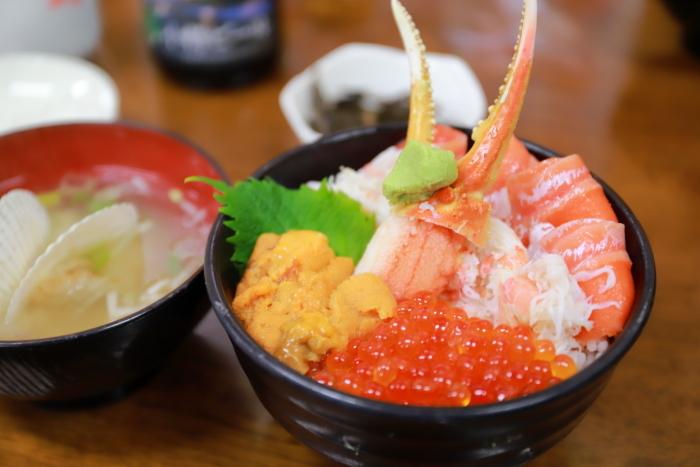 小樽観光「市場食堂 味処たけだ」 北海道旅行 - 6 -_f0348831_22591669.jpg