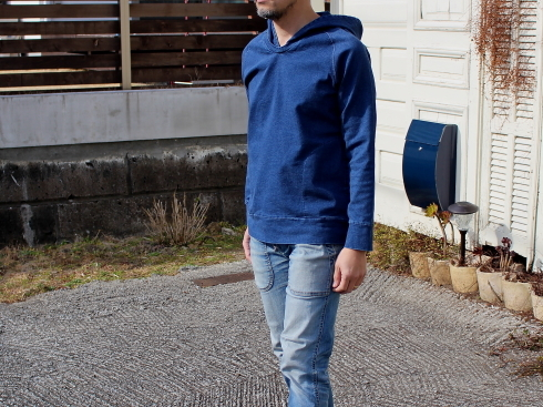 ついに!登場 DENIM FOODIE LONG TーSHIRTS!_d0108933_14100168.jpg