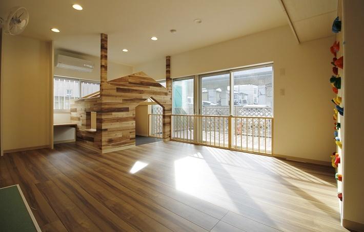 松戸市に小規模保育園が完成しました!_c0064859_15382448.jpg