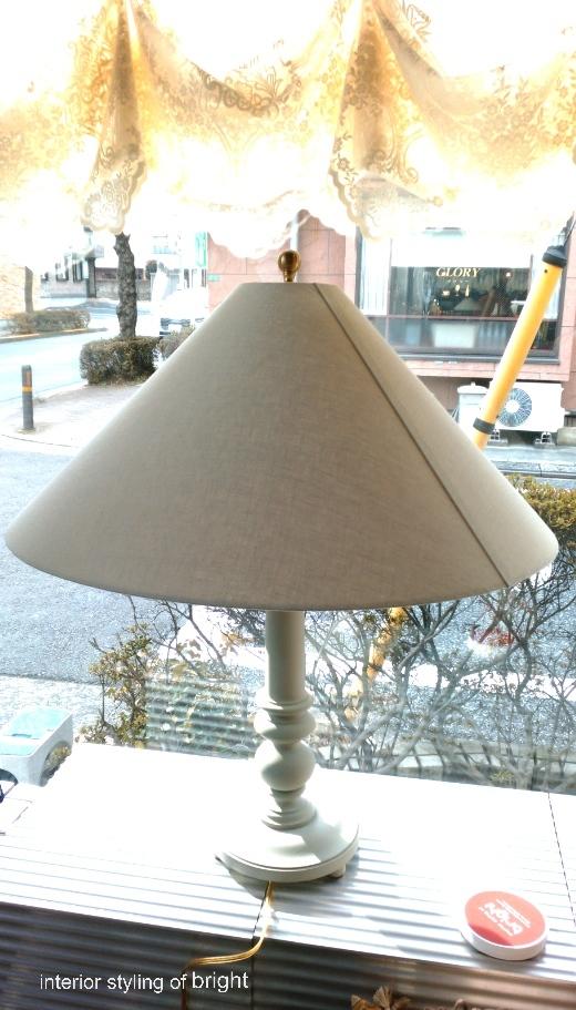 ランプシェード 張替 ウィリアムモリス正規販売店のブライト_c0157866_18430931.jpg